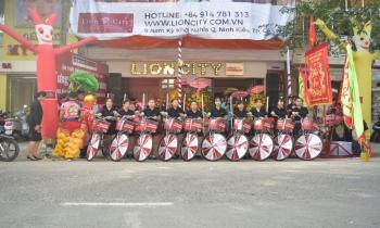 Roadshow giới thiệu Lion City
