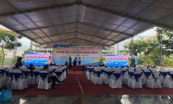 Tổ chức hội nghị - hội thảo