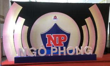 SETUP EVENT NGÔ PHONG KỶ NIỆM 10 NĂM THÀNH LẬP