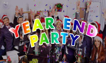TỔ CHỨC YEAR END PARTY